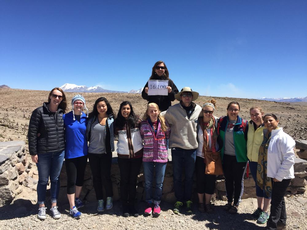 Peru Group - Fall 15